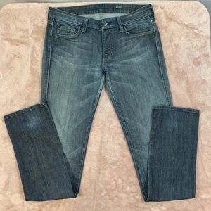 7 For All Mankind KATE Mid Rise Bootleg Jeans